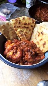 Hearty Prawn Curry